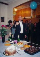 Chernishyov's graduation spring 2003