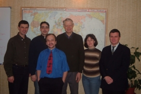 Dec 2006 with Gary Vander Hart